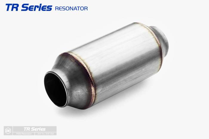"Aero Exhaust - Aero Exhaust Resonator - tr20 TR Series - 2"" Inside Diameter Necks"
