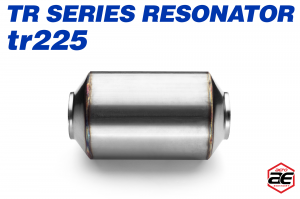 "Aero Exhaust - Aero Exhaust Resonator - tr225 TR Series - 2.25"" Inside Diameter Necks - Image 2"