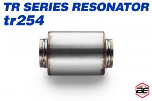 "Aero Exhaust - Aero Exhaust Resonator - tr254 TR Series - 2.5"" Inside Diameter Necks - Image 2"