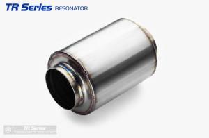"Aero Exhaust - Aero Exhaust Resonator - tr254 TR Series - 2.5"" Inside Diameter Necks - Image 1"