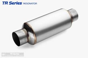 "Aero Exhaust - Aero Exhaust Resonator - tr31 TR Series - 3"" Inside Diameter Necks - Image 1"